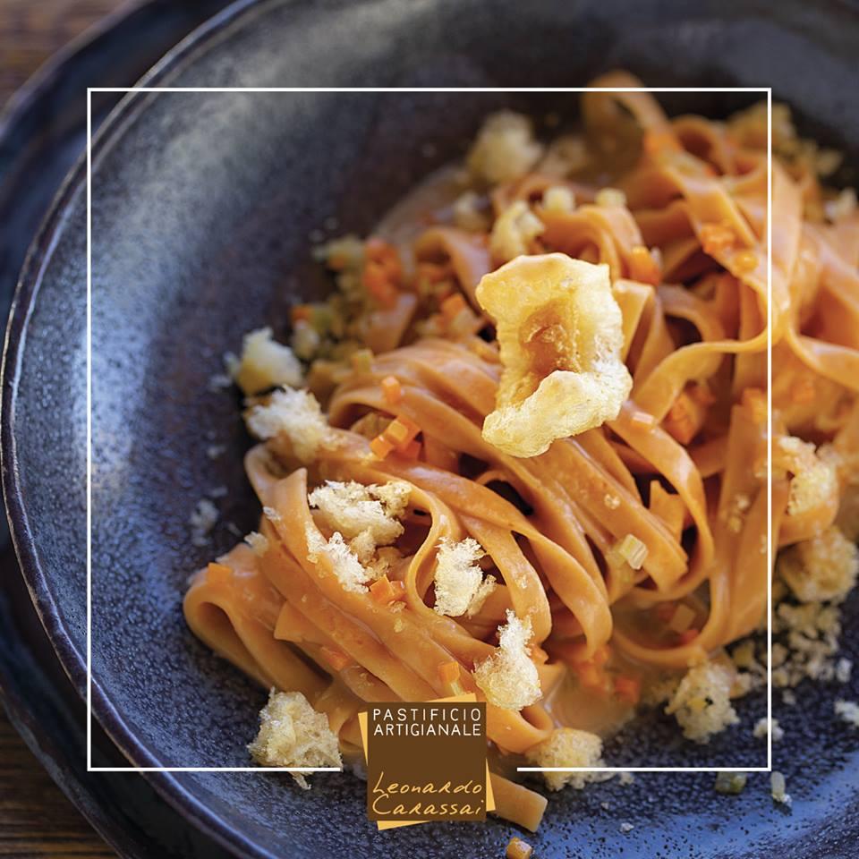 Fettuccine-Peperoncino